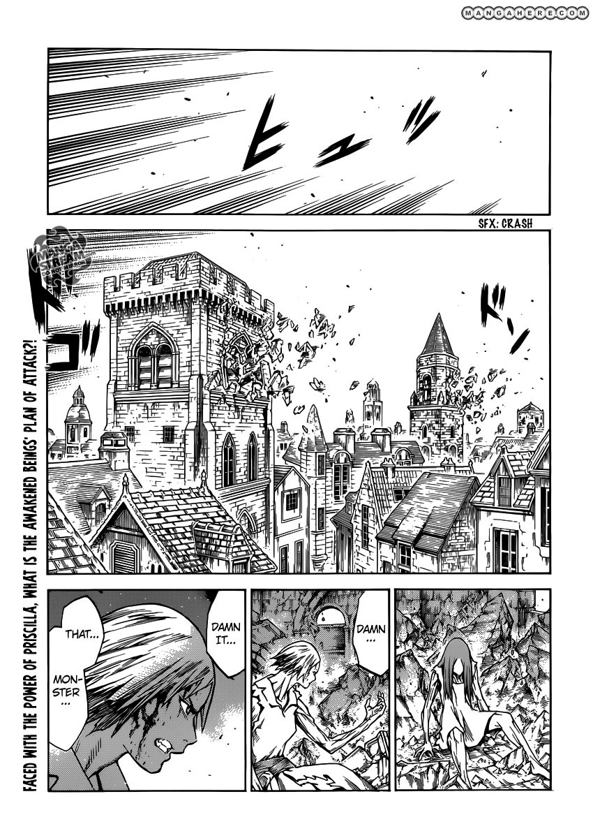 Claymore 131 Page 1