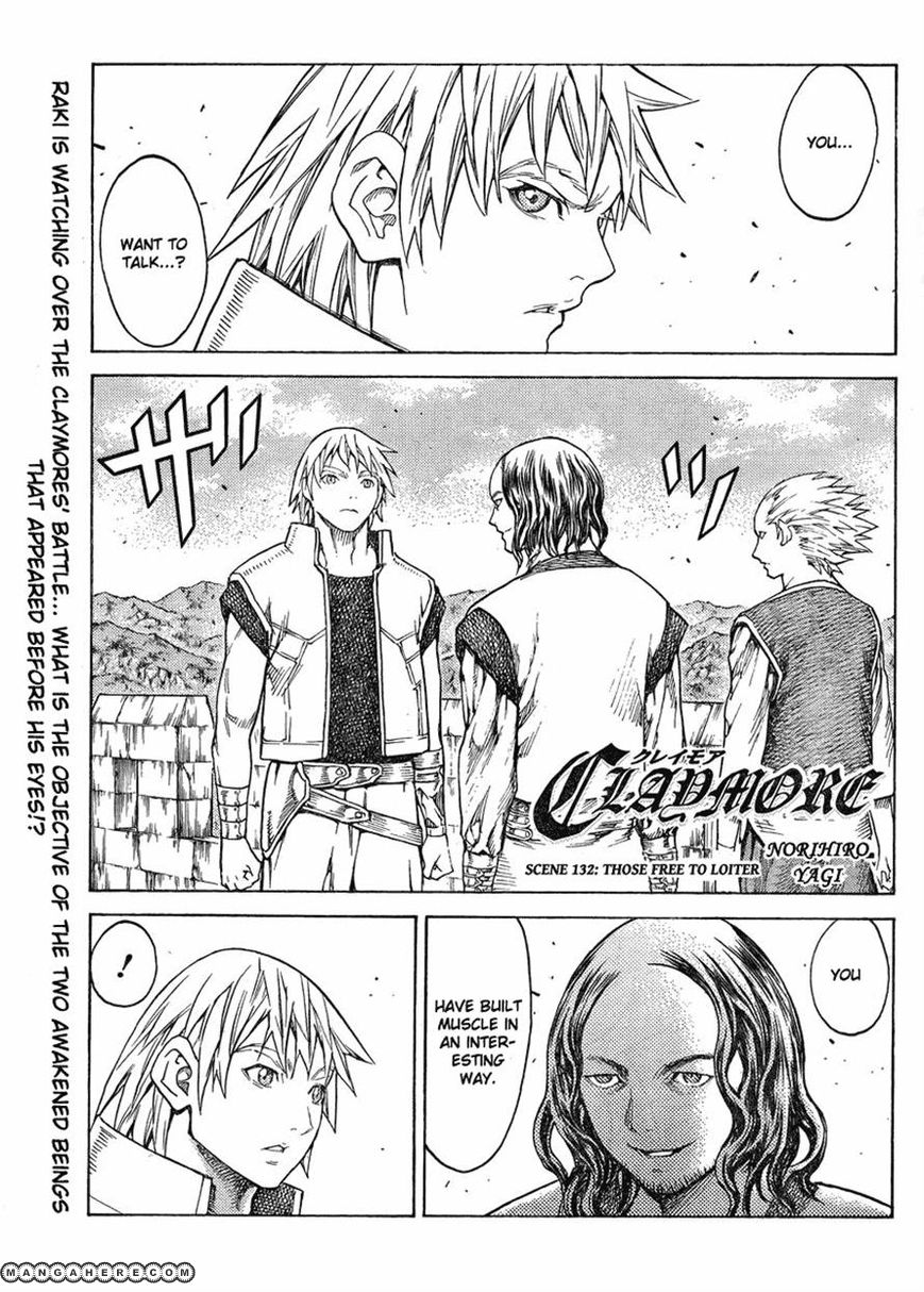 Claymore 132 Page 1