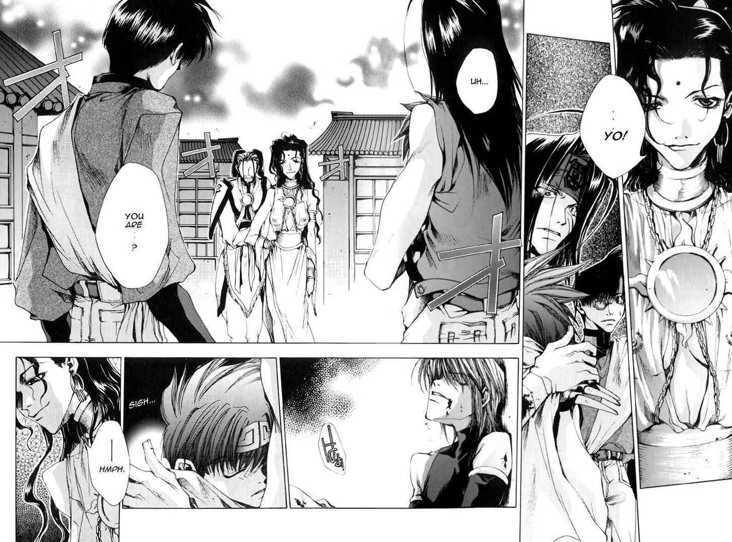 Saiyuki 13 Page 2