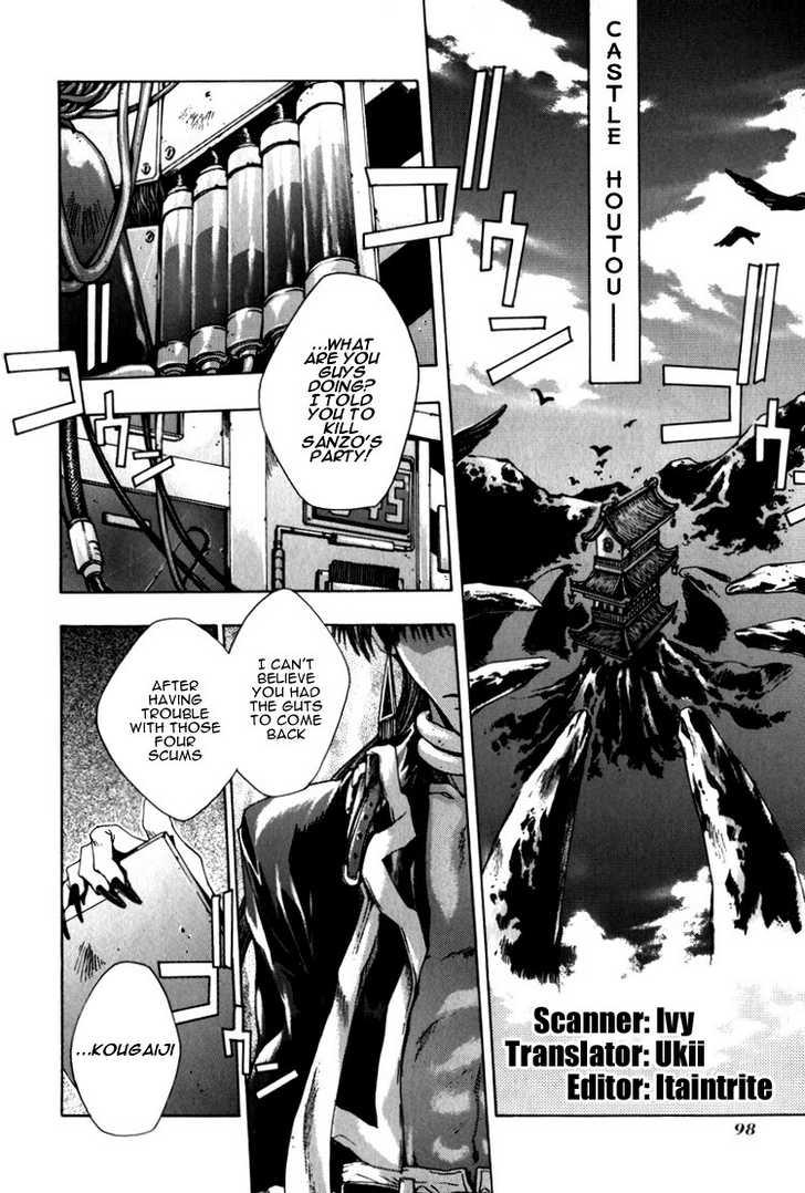 Saiyuki 15 Page 2