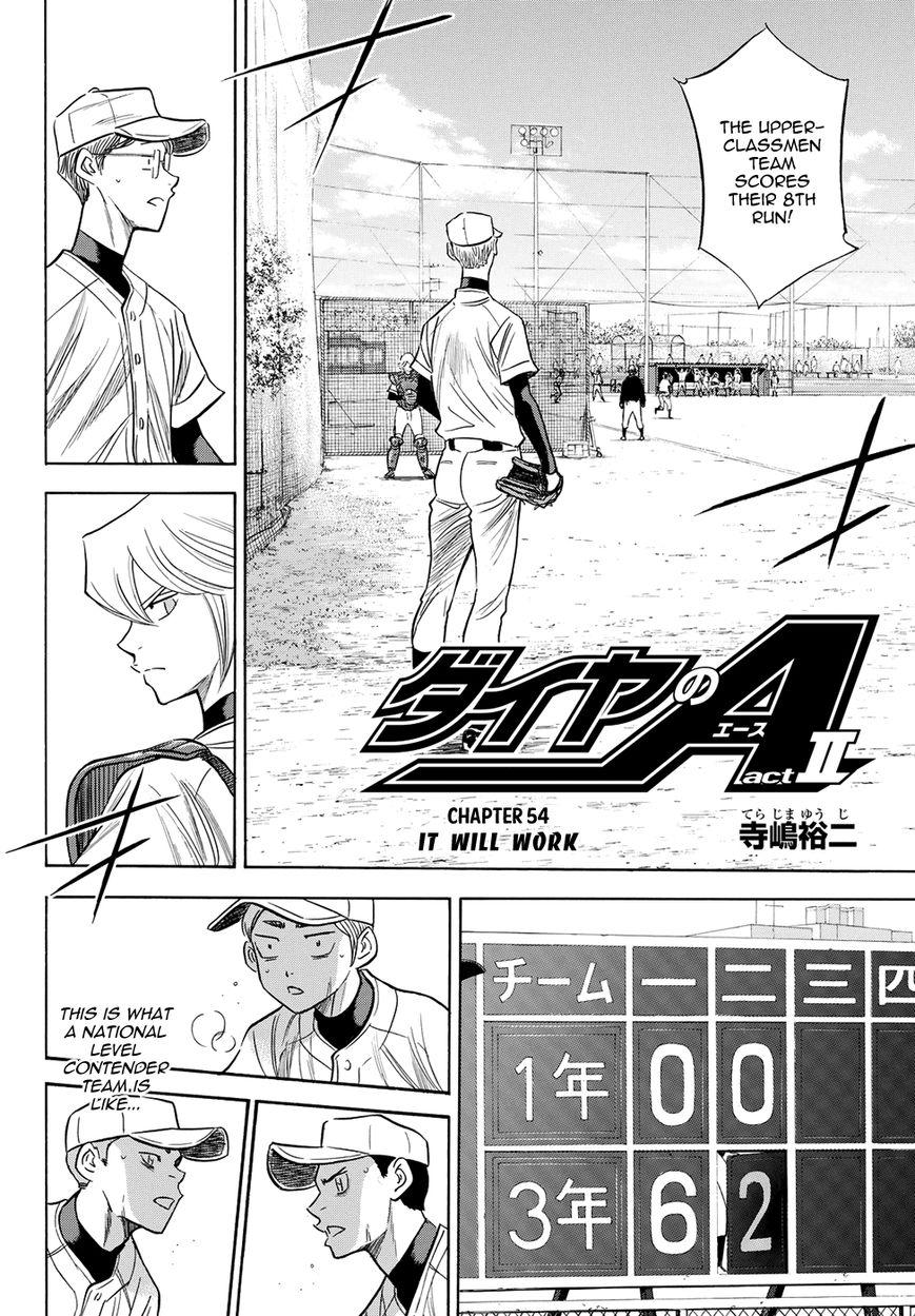 Daiya no A - Act II 54 Page 2