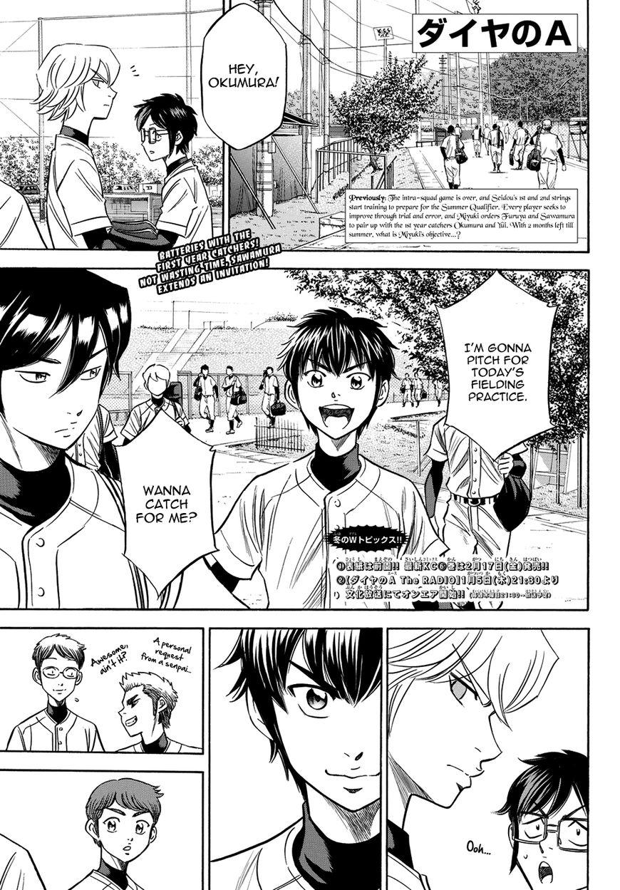 Daiya no A - Act II 61 Page 1