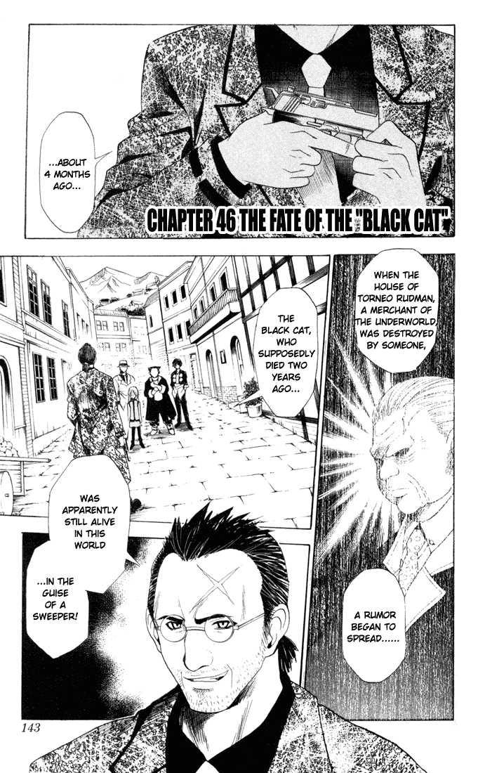 Black Cat 46 Page 1