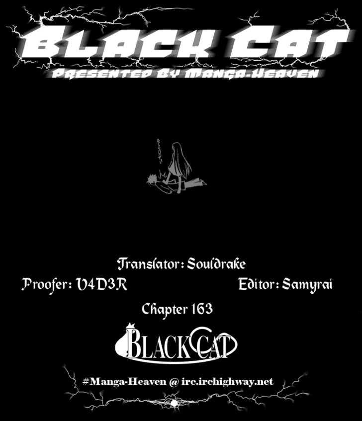 Black Cat 163 Page 1