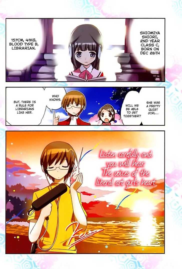 The World God Only Knows 14 Page 2