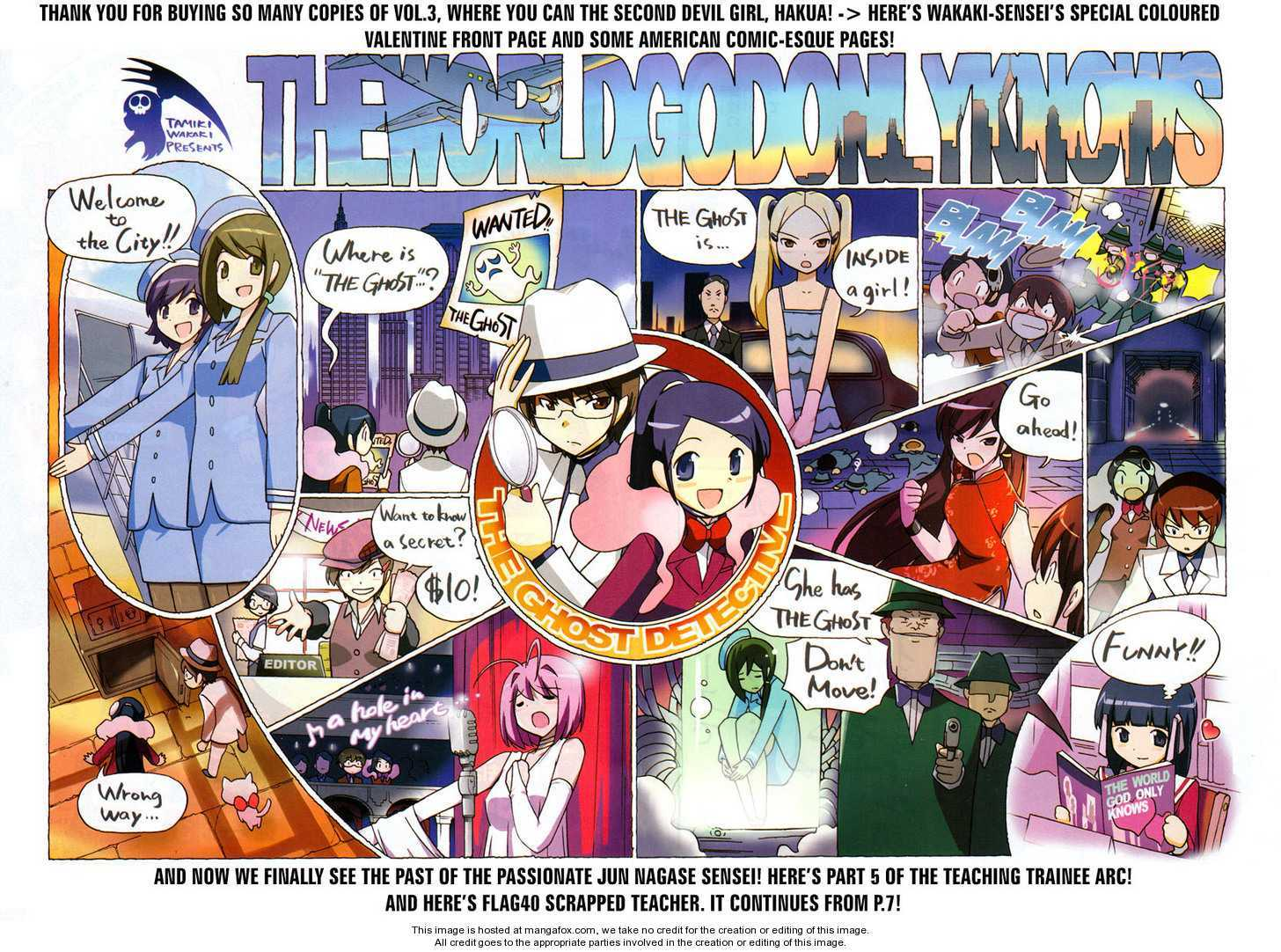 The World God Only Knows 40 Page 2