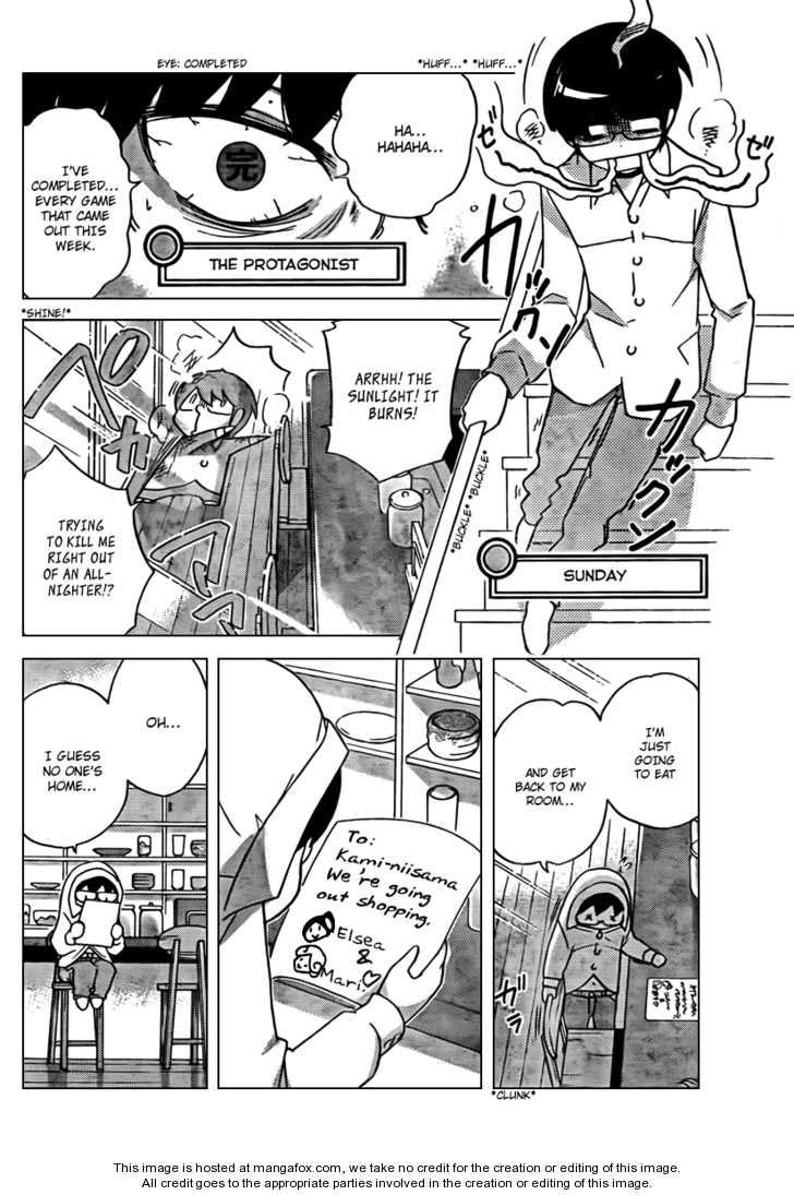 The World God Only Knows 47 Page 2