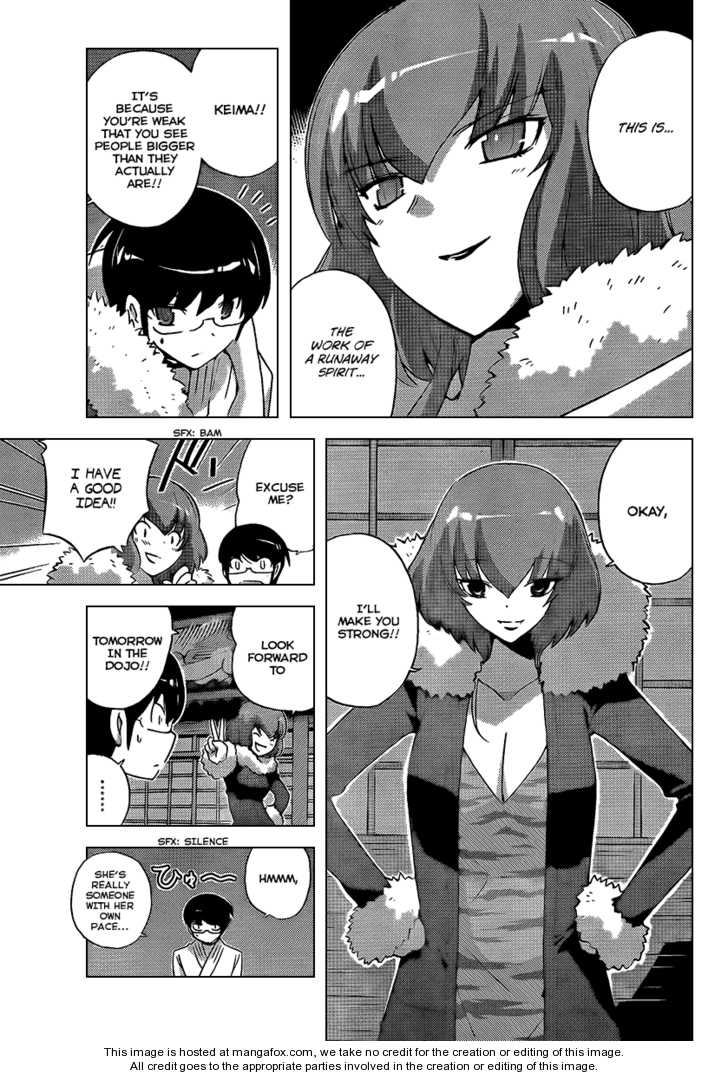 The World God Only Knows 93 Page 3