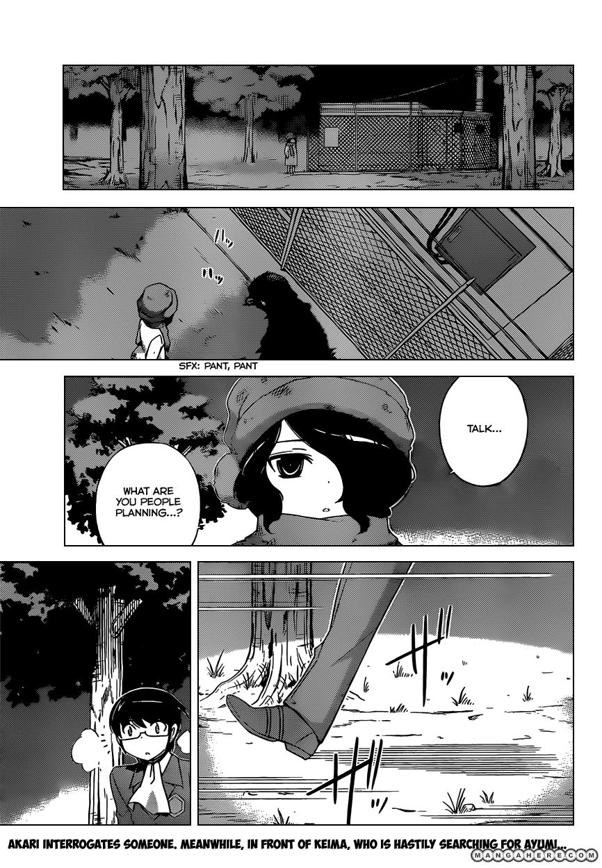 The World God Only Knows 175 Page 2