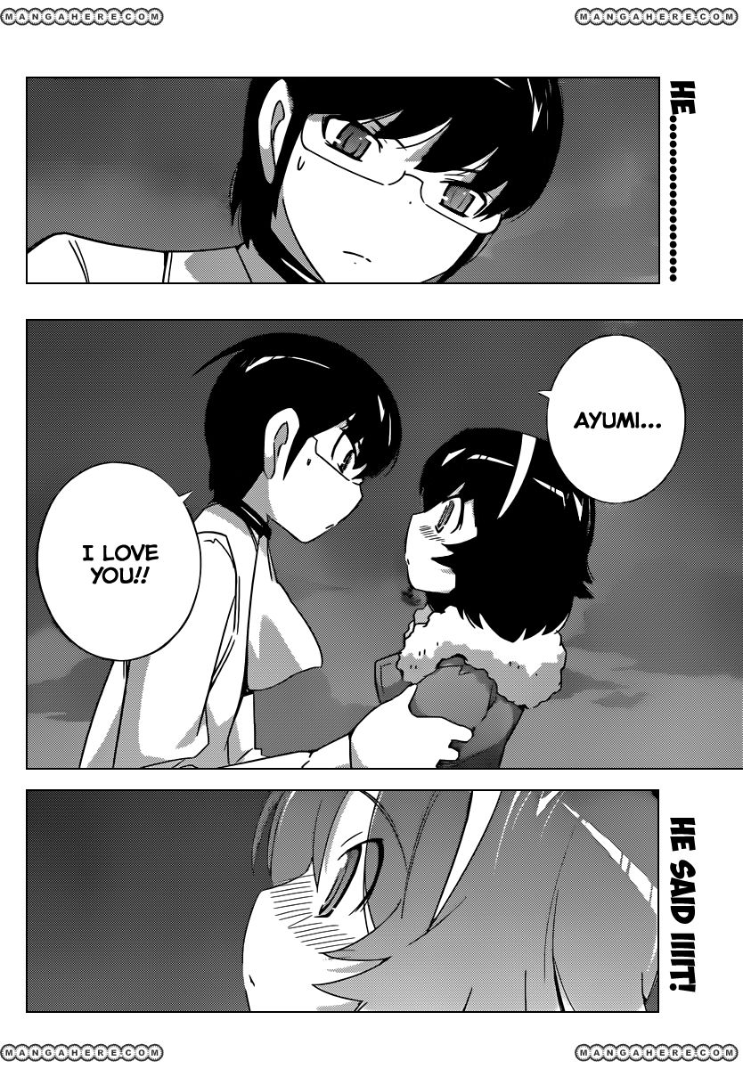 The World God Only Knows 184 Page 3