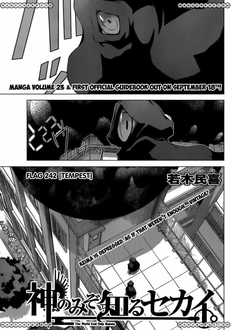 The World God Only Knows 242 Page 2