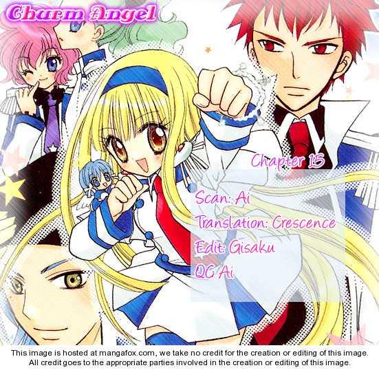 Charm Angel 15 Page 1