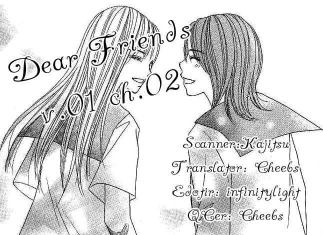 Dear Friends 2.2 Page 1