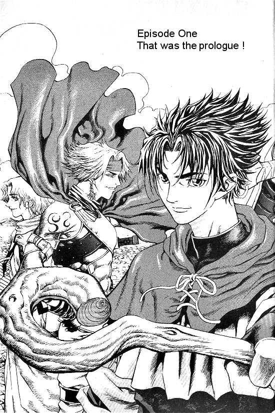 Last Fantasy 1 Page 3