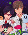 Free! dj - Horror Movie Night!!