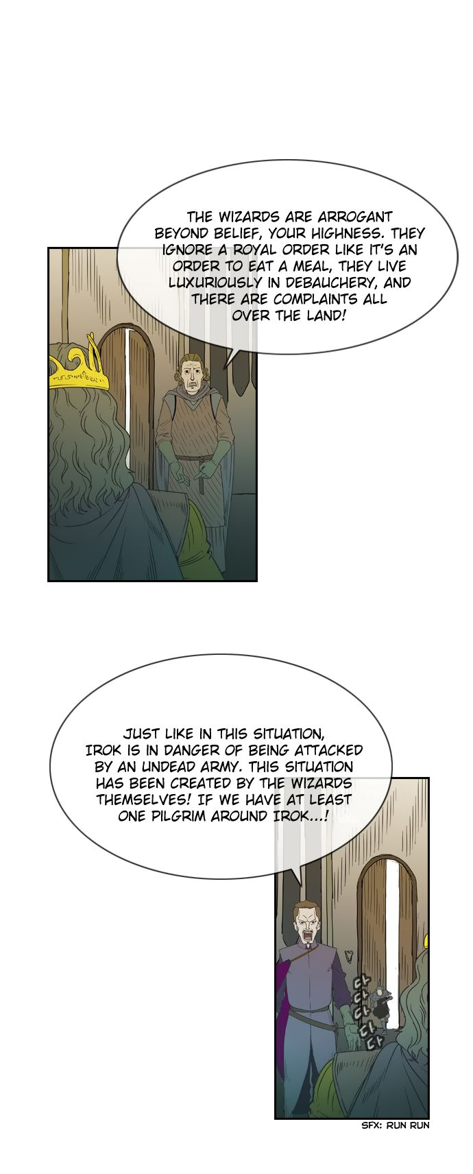 Magic Scroll Merchant Zio 14 Page 2