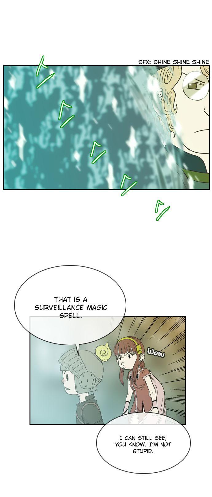 Magic Scroll Merchant Zio 15 Page 1
