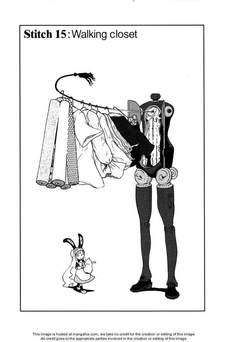 Cloth Road 15 Page 1