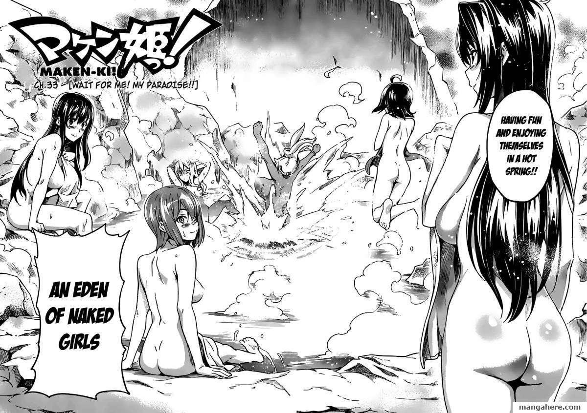 Maken-Ki! 33 Page 2