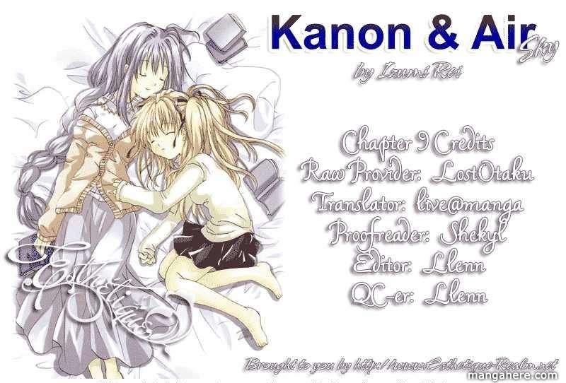 Kanon & Air Sky 9 Page 1