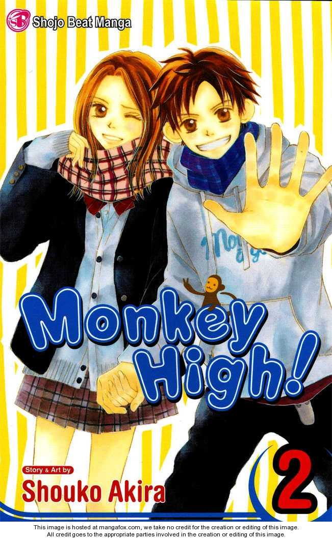 Monkey High! 4 Page 1