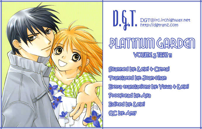 Platinum Garden 11 Page 1