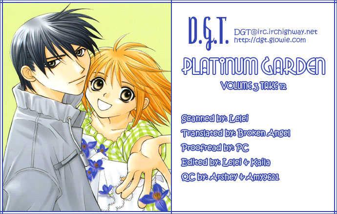 Platinum Garden 12 Page 1