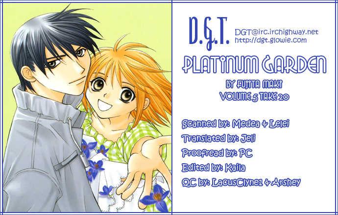 Platinum Garden 20 Page 1