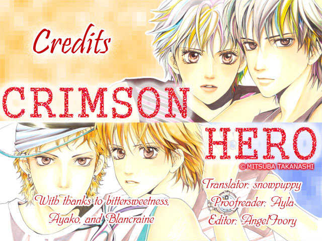 Crimson Hero 33 Page 1