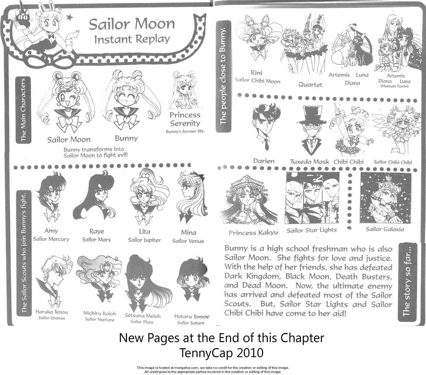 Sailor Moon 2 Page 1