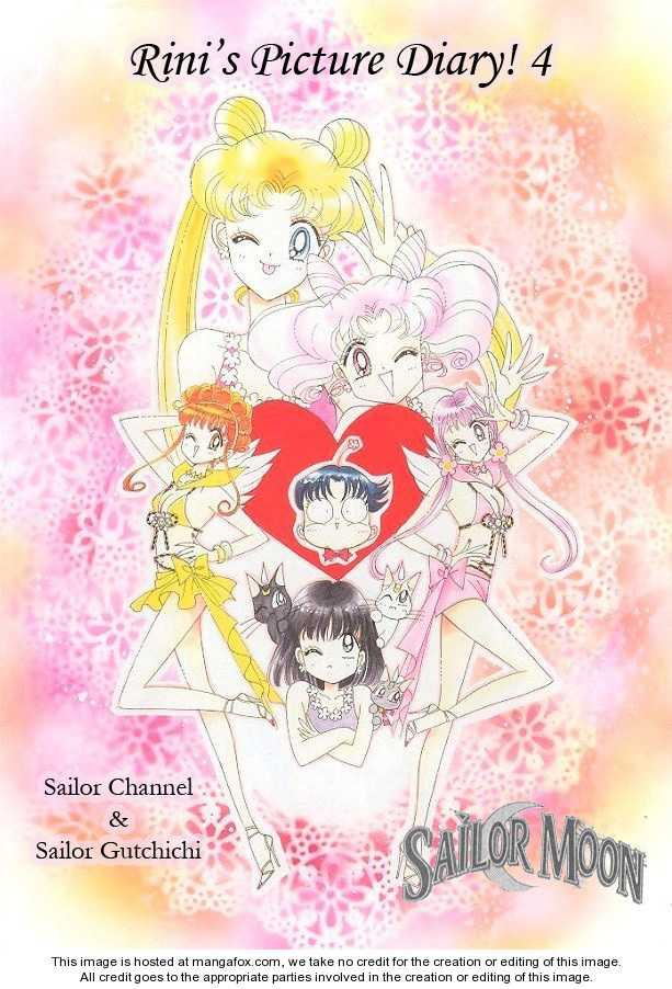 Sailor Moon 8 Page 1