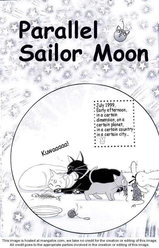 Sailor Moon 9 Page 1