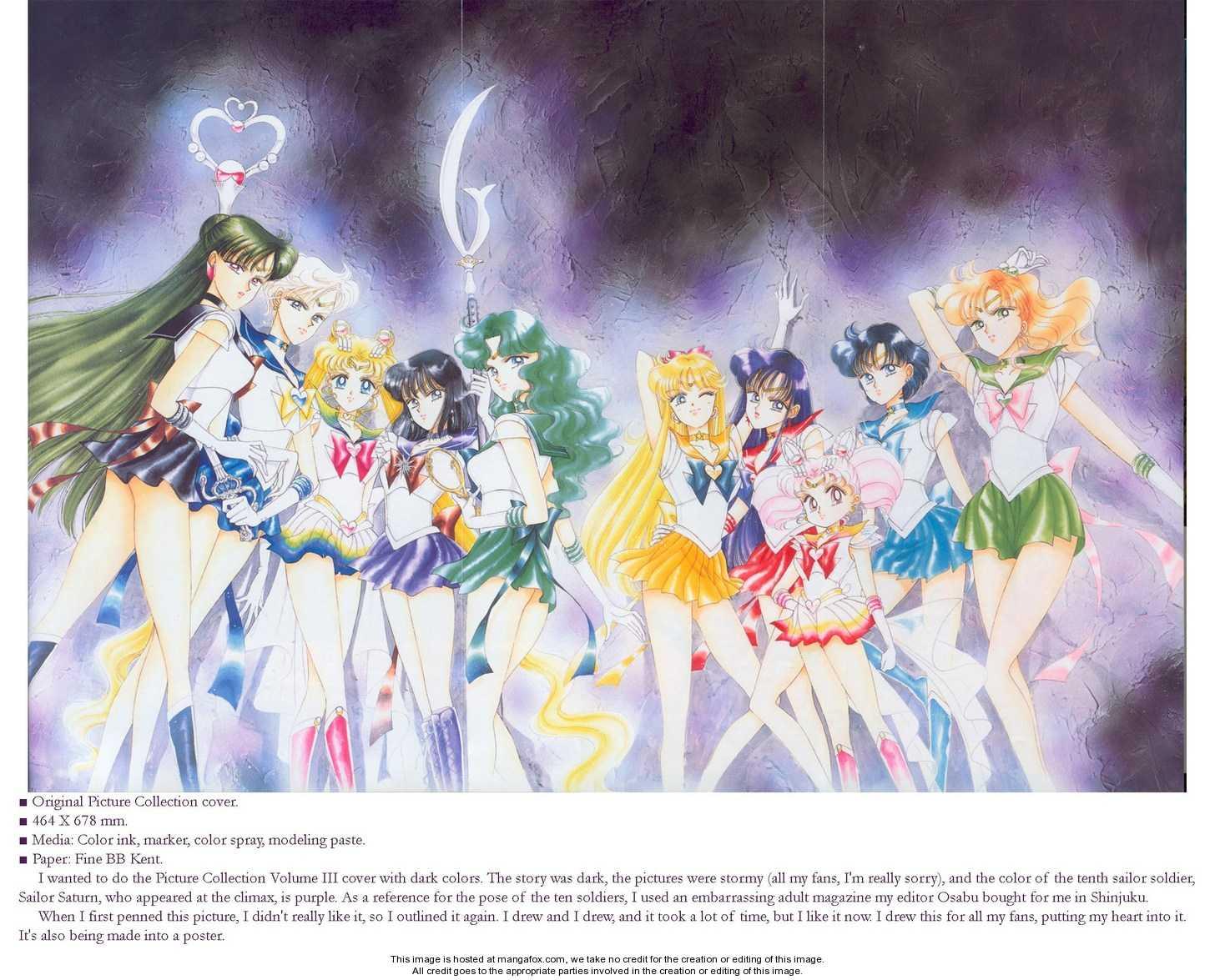 Sailor Moon 3 Page 3