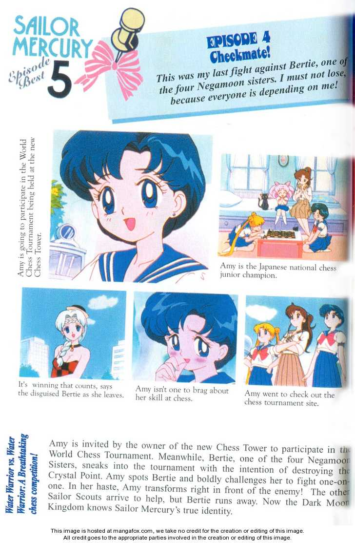 Sailor Moon 2.2 Page 1