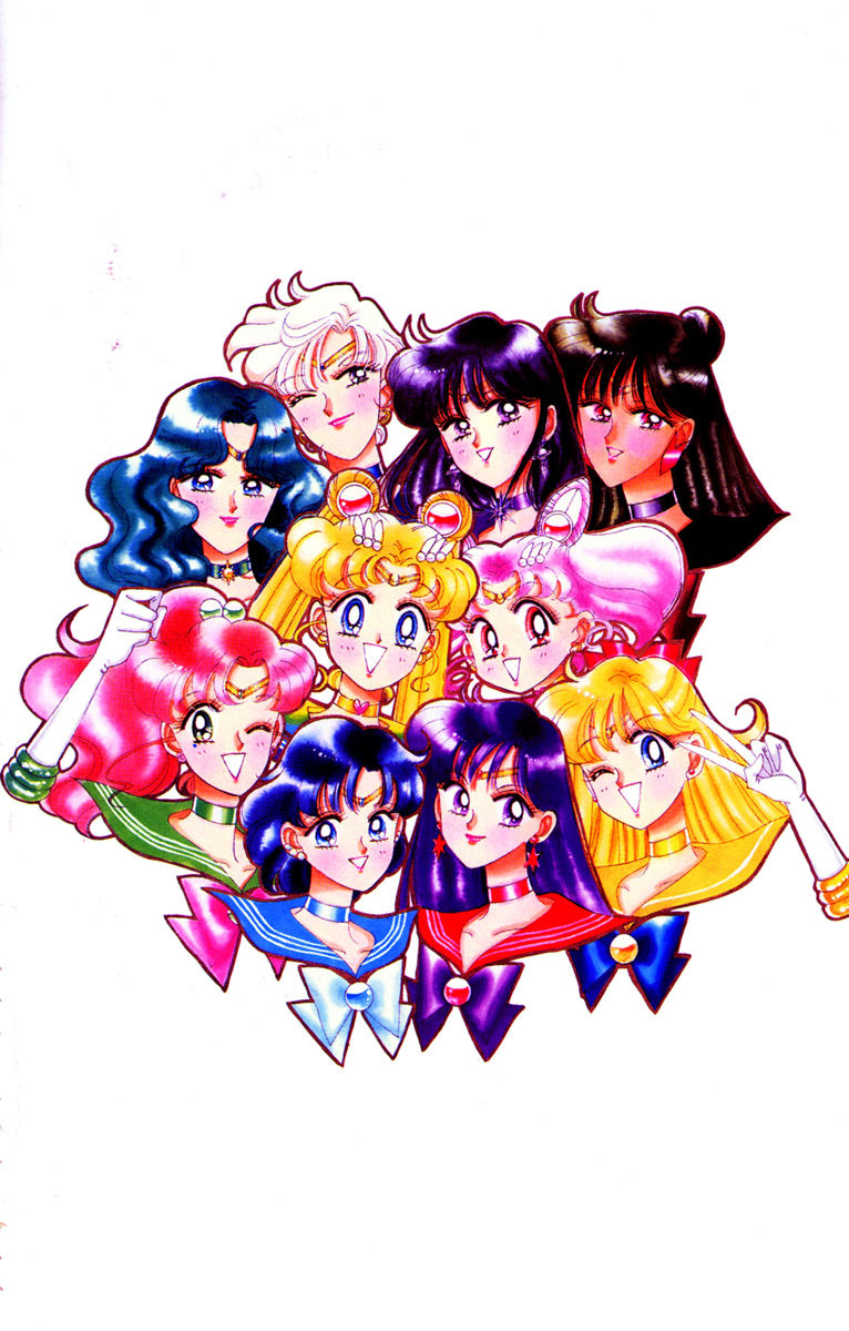 Sailor Moon 36 Page 2