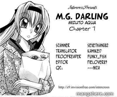 M.G. Darling 7 Page 1