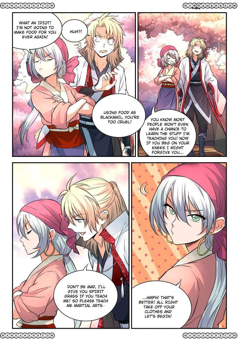 Spirit Blade Mountain 32 Page 2