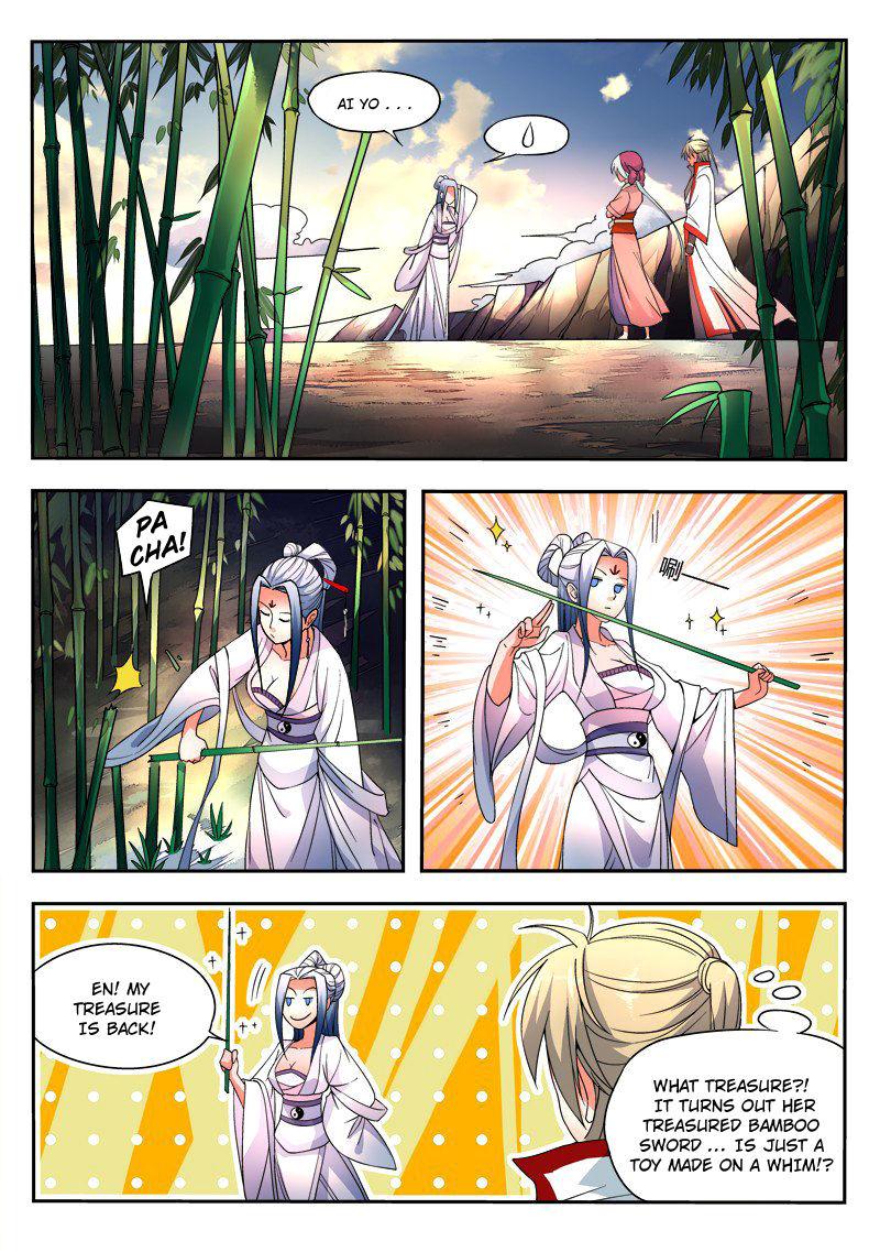 Spirit Blade Mountain 35 Page 2