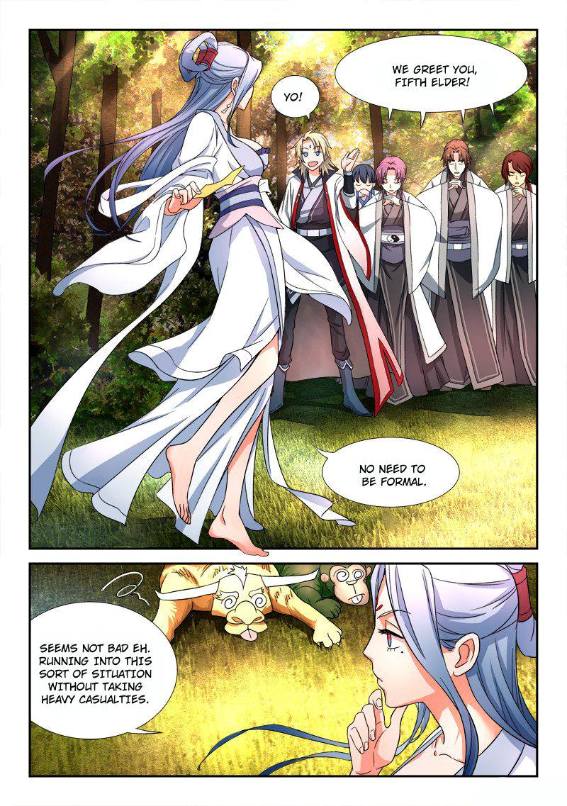 Spirit Blade Mountain 49 Page 2