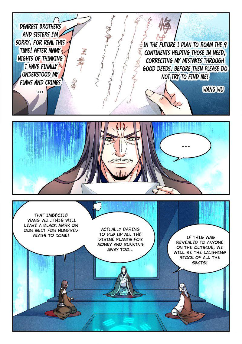 Spirit Blade Mountain 50 Page 2
