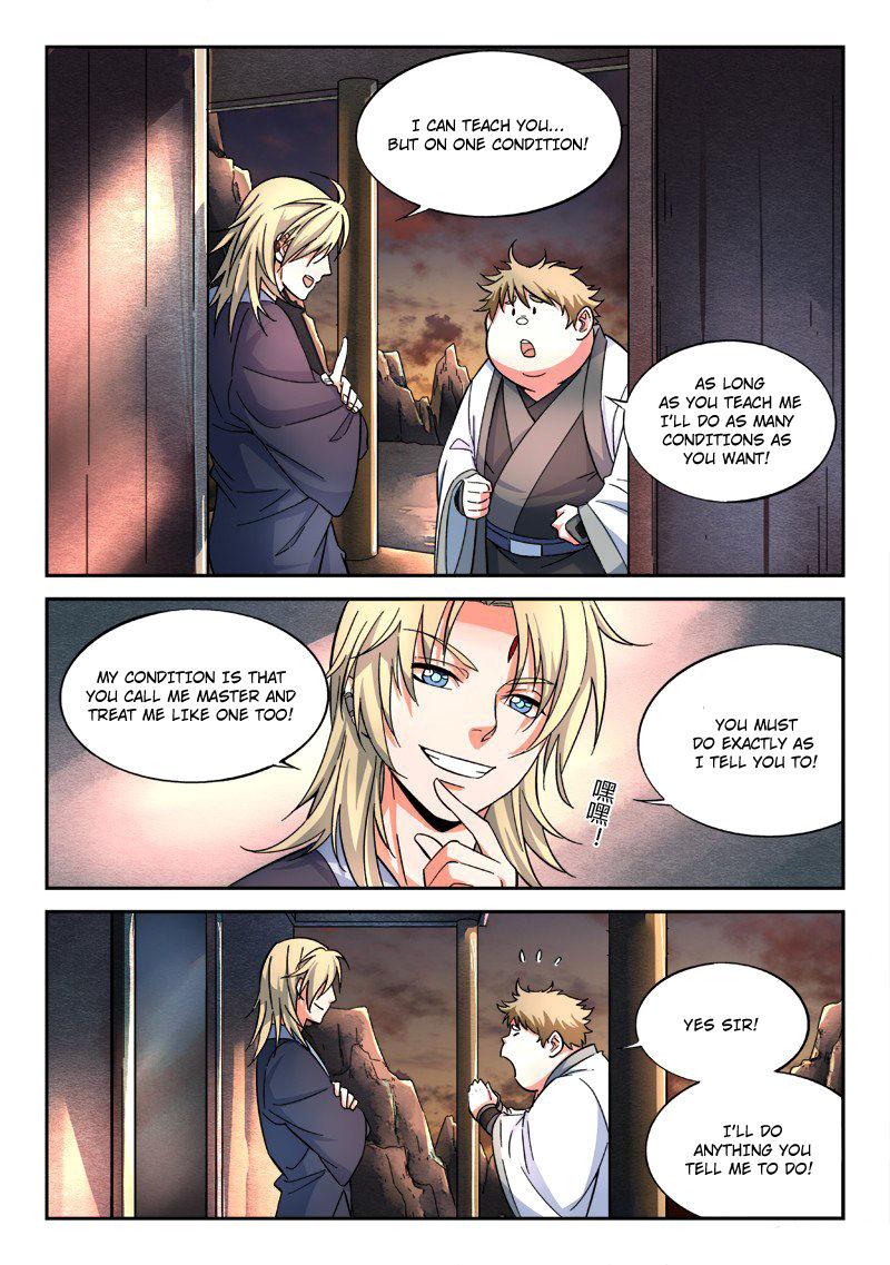 Spirit Blade Mountain 51 Page 2