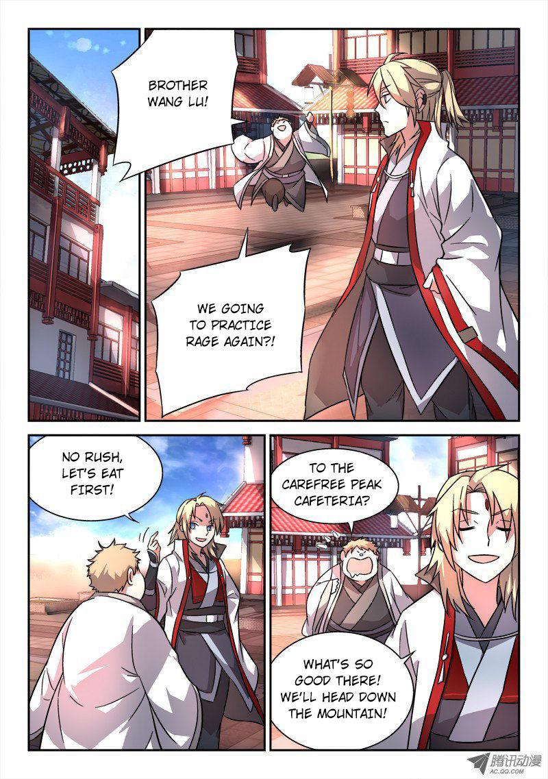 Spirit Blade Mountain 54 Page 2