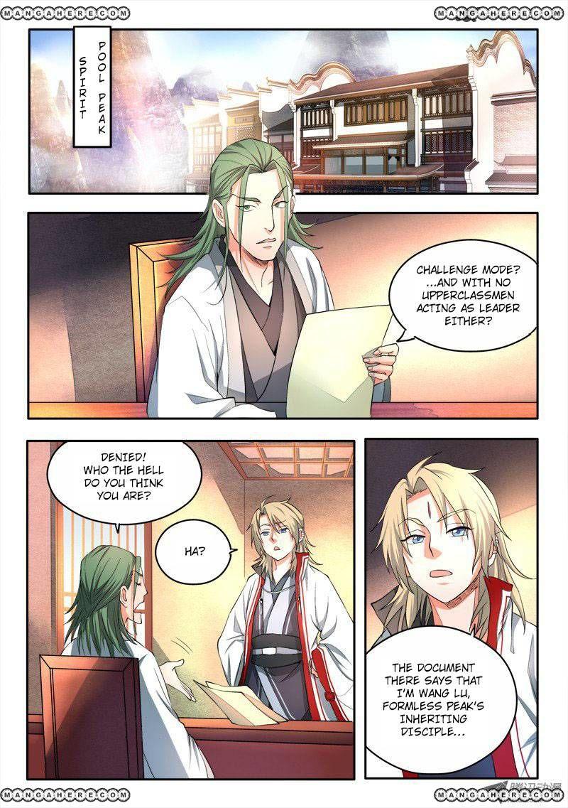 Spirit Blade Mountain 56 Page 2