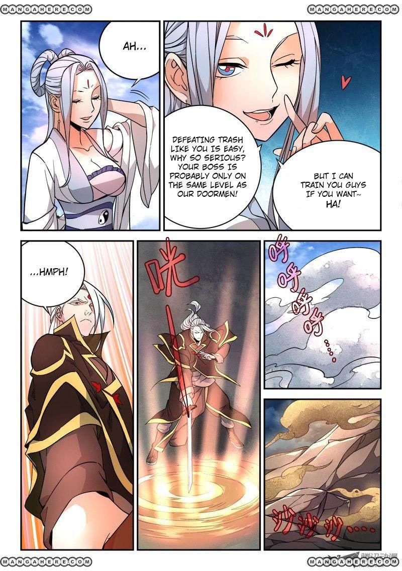 Spirit Blade Mountain 73 Page 2
