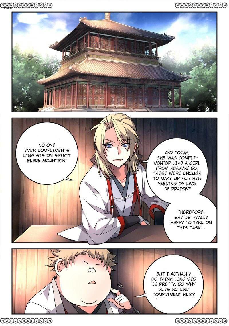 Spirit Blade Mountain 94 Page 2