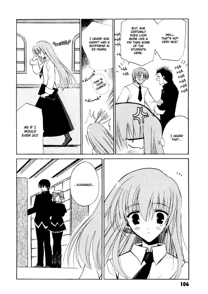 Sakura no Uta 4 Page 2