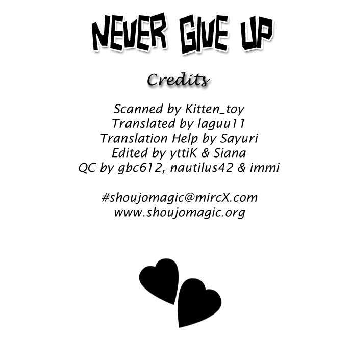 Never Give Up! 8 Page 2