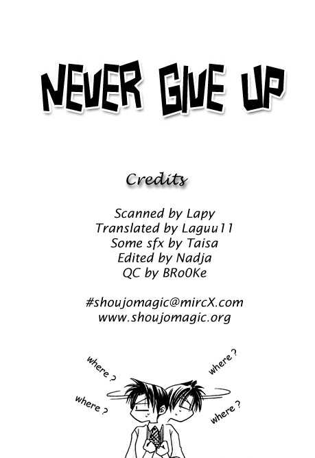 Never Give Up! 19 Page 2