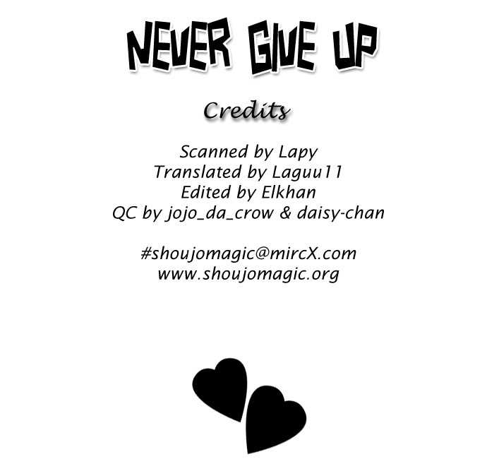 Never Give Up! 24 Page 2