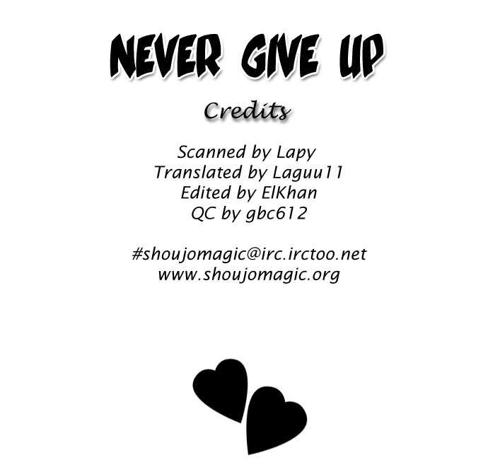 Never Give Up! 0 Page 2